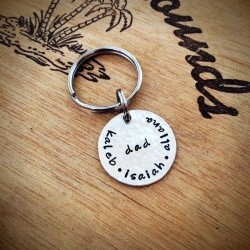 Keepsake Keychain