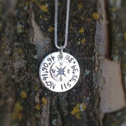 Find Your Way Back Necklace