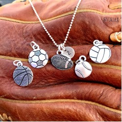 Sporty Charms Necklace